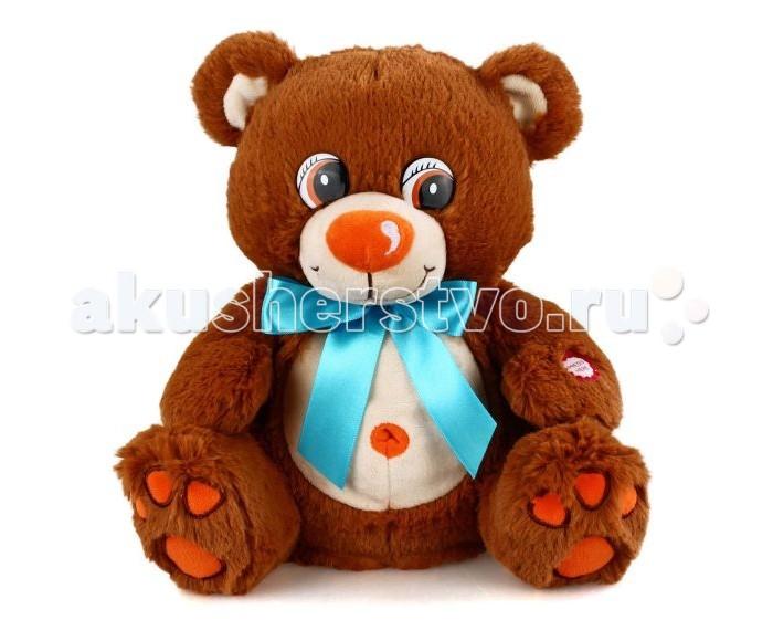 Интерактивная игрушка Fluffy Family Медвежонок Тоша 25 смМедвежонок Тоша 25 смИнтерактивная игрушка Fluffy Family Fluffy Family Медвежонок Тоша 25 см забавная игрушка, которая создана для детей старше 3 лет.   Тоша умеет рассказывать сказку, читать стихотворения и петь песенки, а также отвечает на некоторые вопросы.   Психологи советуют - если ребенок отправляется впервые в детский сад, пусть возьмет с собой игрушку, которая будет напоминать ему о доме. С таким другом легче успокоиться и адаптироваться к незнакомой обстановке.  Все материалы, использованные при создании игрушки, обладают гипоаллергенными свойствами, поэтому она прекрасно подойдет для вашего малыша.<br>
