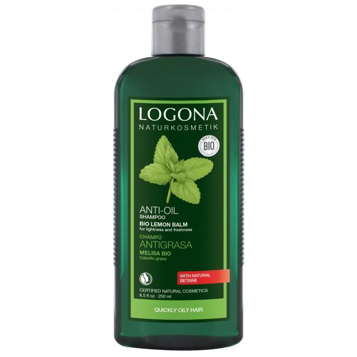 Logona Баланс шампунь с Экстрактом Мелиссы 250 млБаланс шампунь с Экстрактом Мелиссы 250 млLogona Баланс шампунь с Экстрактом Мелиссы 250 мл.  Если ваши волосы склонны к жирности, то без превосходного немецкого шампуня Logona Hair Care Balance Shampoo Lemon Balm вы просто не сможете обойтись. Его мягкая формула позволит эффективно очистить волосы и предотвратить появление неприятного жирного блеска. Предлагаемый шампунь нормализует баланс кожи головы, оказывает регенерирующее воздействие.   Это уникальное средство содержит экстракт мелиссы, который поможет избежать воспалений, а существенное улучшение внешнего вида волос гарантируют гидролизованные протеины шелка. Пшеничные отруби помогают коже головы лучше восстанавливаться.  Предлагаемый немецкий шампунь можно смело применять ежедневно. Его воздействие на волосы и кожу головы не вызовет аллергию или раздражения, поскольку в составе данного продукта нет вредных химических компонентов. С этим шампунем вы навсегда забудете о неприятном ощущении жирности и неэстетичном блеске, сможете наслаждаться пристальным мужским вниманием.  Способ применения: нанести небольшое количество шампуня на влажные волосы, помассировать до появления обильной пены, тщательно смыть водой. При необходимости повторить. При попадании шампуня в глаза тщательно промойте их водой. Подходит для ежедневного применения.  Состав: вода, спирт*, глюкозиды кокоса, глицерин, кокоил глутамат динатрия, кокоил глутамат натрия, натриевая соль пирролидон карбоновой кислоты, экстракт мелиссы*, гидролизованный шелк, бетаин, экстракт пшеничных отрубей, ксантановая смола, глицерил олеат, эфирные масла, лимонен, лимонная кислота, фитиновая кислота. *из органического сырья.<br>