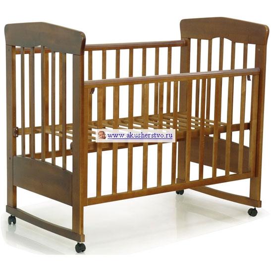 Детская кроватка Топотушки Анюта-2