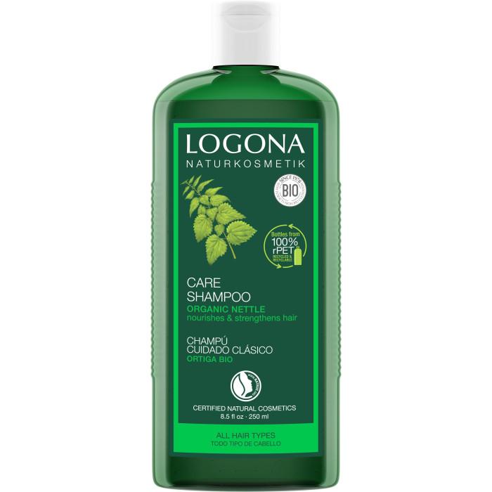 Logona Essential Care Шампунь с Экстрактом Крапивы 250 мл