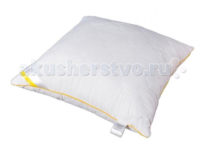 Dream Time Подушка Кукуруза 70х70 (микрофибра)Подушка Кукуруза 70х70 (микрофибра)Детские подушки с наполнителем из кукурузного волокна — сделаны из натурального высокоэкологичного материала — бережно хранят безмятежный сон Вашего ребенка.   Натуральный и гипоаллергенный материал, обладает отличной термоизоляцией и гигроскопичностью. Кукурузное волокно обладает уникальными свойствами: устойчивость к загрязнениям, упругость, мягкость и комфорт, превосходная износостойкость.   Подушка с наполнителем из кукурозного волокна — прекрасное решение для детской кроватки.  Материал чехла: микрофибра, 100% хлопок Наполнитель: растительное волокно IndianCorn Размер: 70х70 см Упаковка: полиэтиленовая сумка<br>