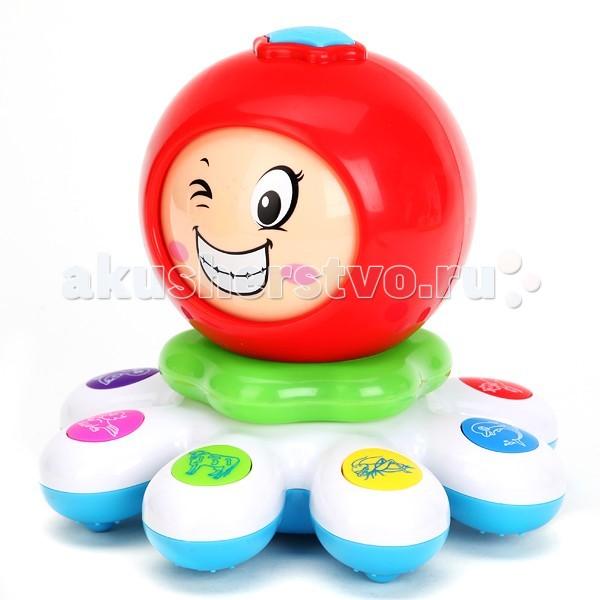 Интерактивная игрушка Умка Осьминог