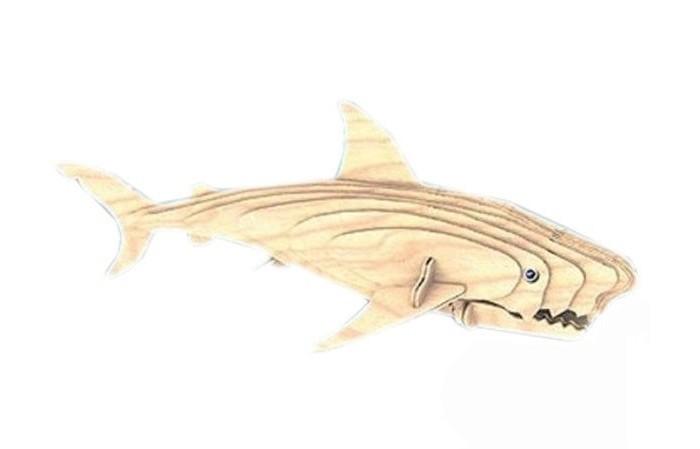 Конструктор МДИ Белая акула