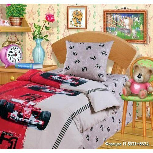 Постельное белье 1.5-спальное Непоседа For You Формула F1 1.5-спальное (3 предмета)