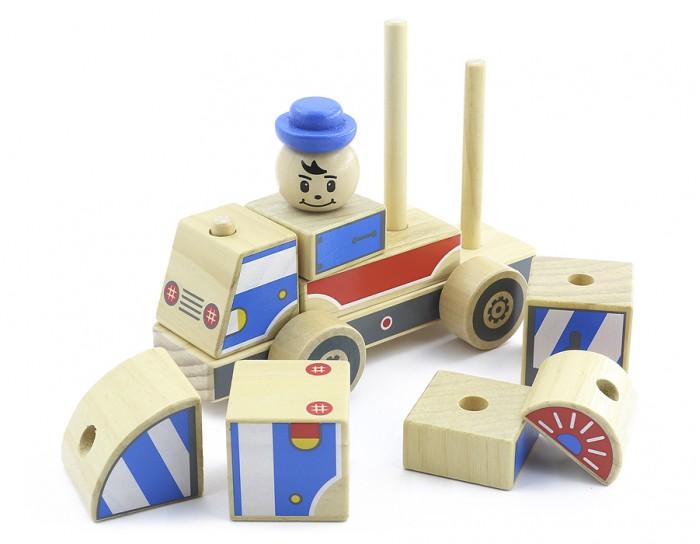 Конструктор МДИ Автомобиль-конструктор №1 11 элементовАвтомобиль-конструктор №1 11 элементовМДИ Автомобиль-конструктор №1 11 элементов Д059  Данный конструктор поможет малышу собрать красивую машинку, на которой можно перевозить мелкие предметы, либо различные фигурки, солдатиков например. На деревянной основе с колесиками есть специальные палочки, служащие каркасом для деталей машинки.  Автомобиль хорошо подойдет для сюжетных игр. Игрушка выполнена в яркой, привлекающей внимание расцветке. Конструктор разовьет мелкую моторику ручек, а также поможет наладить цветовое восприятие.  Собранный автомобиль: 16 x 12 x 8.5 см<br>