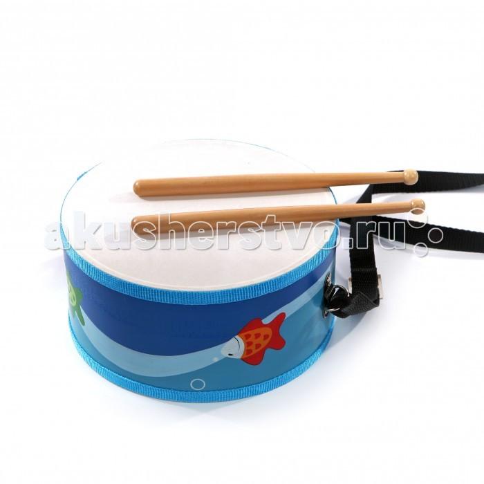 Музыкальная игрушка МДИ Барабан №3 2 шт. в упаковке