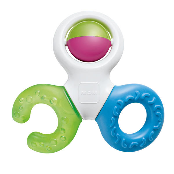 ������������� MAM Bite&Play Teether 5+