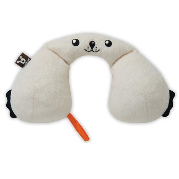 BenBat Подголовник Белый тюлень 0-12 мес.