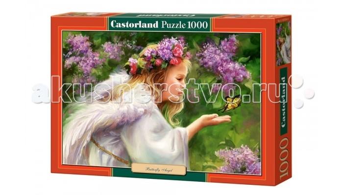 Castorland Пазл Бабочка и Ангел (1000 элементов)