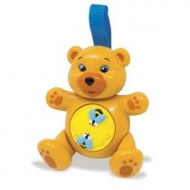 Подвесная игрушка Clementoni Baby Медовый медвежонок