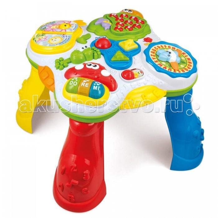 Игровые центры Clementoni Baby Стол говорящий лес