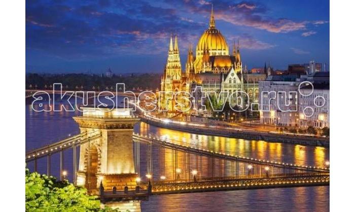 Castorland Пазл Будапешт в сумерках 2000 элементов