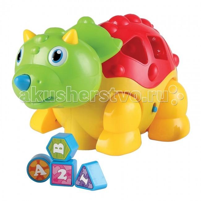 Сортеры Happy Baby Сортер-динозаврик Dino
