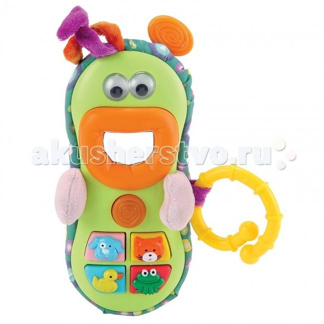 Подвесная игрушка Happy Baby Веселый телефон Smarton