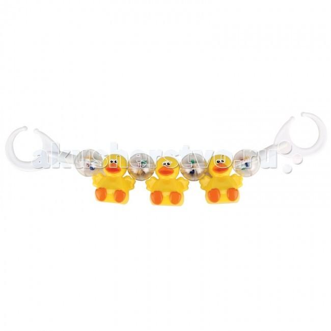 Happy Baby Подвеска на коляску Утята Ducklings