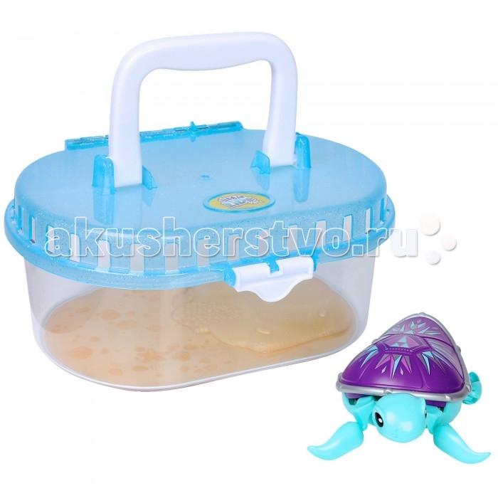 Little live Pets Черепашка в аквариуме третья серия