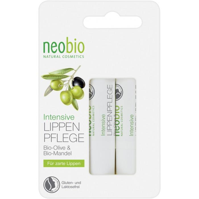 Neobio Бальзам для губ 2 x 4,8 млБальзам для губ 2 x 4,8 млNeobio Бальзам для губ 2 x 4,8 мл.  Бальзам для губ Neobio создан для эффективной и надежной защиты Ваших губ, сохранения их здоровья и привлекательности.  Вы знали, что очень важным фактором, влияющим на состояние и функционирование кожи губ, является их увлажненность? Пересушенные губы, легко травмируются, образуются болезненные трещины, корочки, покраснение и раздражение, причиняющие заметное неудобство и дискомфорт.  Для оказания помощи Вашим губам и сохранения их здоровья и красоты, специалистами Neobio был разработан бальзам для губ на основе органического сырья, чистого и безопасного. Благодаря использованию целебных свойств его натуральных компонентов, удалось решить несколько задач сразу: эффективно воздействовать на имеющиеся травмы, ускоряя их заживление, а также предохранить   Ваши губы от дальнейшего повреждения, восстановить и укрепить естественный защитный барьер, вернуть и сохранить шелковистость, нежность и молодость: Пчелиный воск – образует тончайшую, дышащую пленку, предохраняющую от обветривания, избыточной потери влаги и повреждений Миндальное масло – смягчает ороговевшие и огрубевшие участки, снимает воспаление и раздражение, дарует эластичность и мягкость Масла оливковое, подсолнечника, хохобы и канола – насыщают важными жирными кислотами, минералами, витаминами, предохраняют от ультрафиолета и агрессивного воздействия токсинов и свободных радикалов, останавливают повреждение и преждевременное старение. Интенсивно питают и увлажняют Экстракт алоэ – улучшает регенерацию и обменные процессы в тканях, стимулирует обновление и омоложение, повышает местный иммунитет, сопротивляемость и устойчивость. Рекомендации по использованию: нанести бальзам равномерным слоем на губы. Обновлять по мере необходимости. Для предотвращения повреждений, наносить перед выходом из дома.  Состав: Касторовое масло*, Масло семян подсолнечника гибридного штамма Helianthus annuus*, Канделильский воск, Карнаубский 