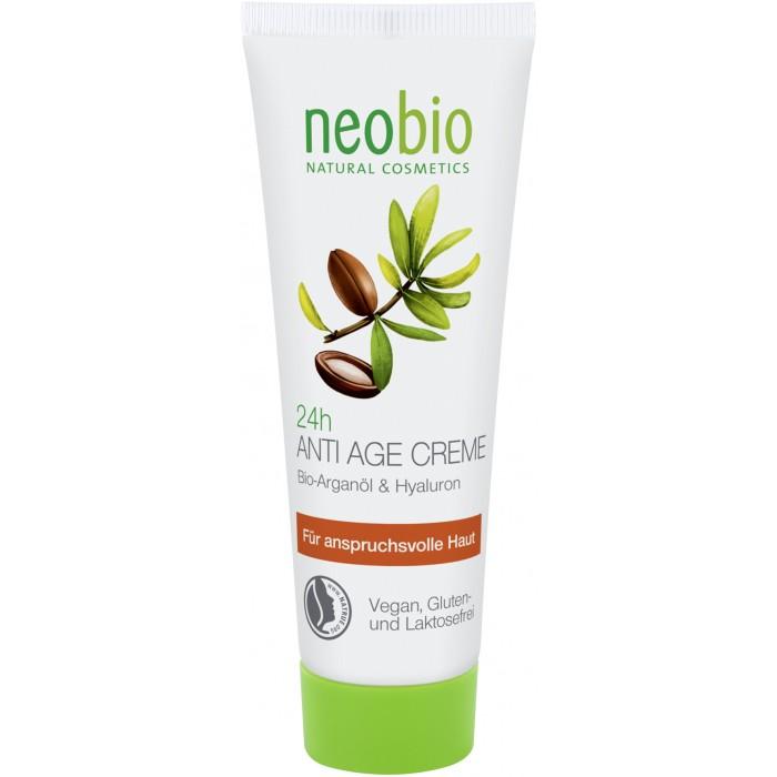 Neobio Крем для лица 24 часа разглаживающий 50 мл
