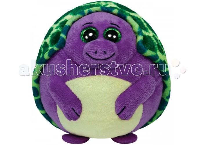 Мягкая игрушка TY Beanie Ballz Черепаха Tiki 12,7 смBeanie Ballz Черепаха Tiki 12,7 смTY Beanie Ballz Черепаха Tiki 12,7 см 38125  Замечательная Черепаха Tiki станет самым лучшим другом вашему малышу. Она представляет новую коллекцию мягких игрушек Beanie Boos. Особенность игрушки в том, что она понравится как мальчикам , так и девочкам.   Черепаха Tiki с невероятно добрыми искренними глазками еще никого не оставляла равнодушным! У черепашки забавный панцирь зеленого окраса и фиолетовое тельце.  Игрушка выполнена в виде брелока.  Игрушка развивает: - тактильные навыки, - зрительную координацию, - мелкую моторику рук.  Высота игрушки: 12,7 см<br>