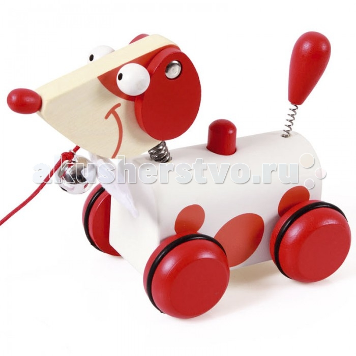 Каталка-игрушка Spiegelburg Каталка-собачка Джек 6181010