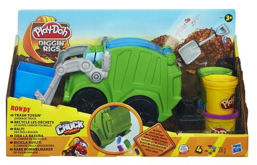 Пластилин Play-Doh Hasbro Игровой набор Дружелюбный Руди