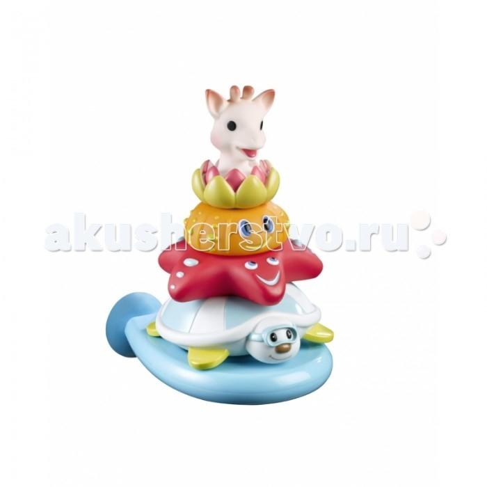 Vulli Игрушка для ванной Пирамидка