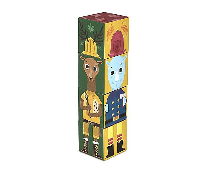 Развивающая игрушка Krooom из картона Stack&amp;Match кубики Приключенияиз картона Stack&amp;Match кубики ПриключенияKrooom Игрушки из картона от 3 лет: Stack&Match кубики Приключения.  Соберите все кубики вместе и играйте с неограниченным количеством фигурок. Вы можете вращать кубики, каждый раз создавая новых персонажей!<br>