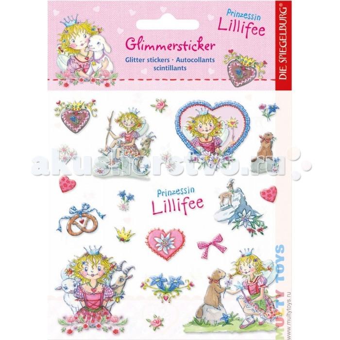 Spiegelburg Наклейки Prinzessin Lillifee 21552