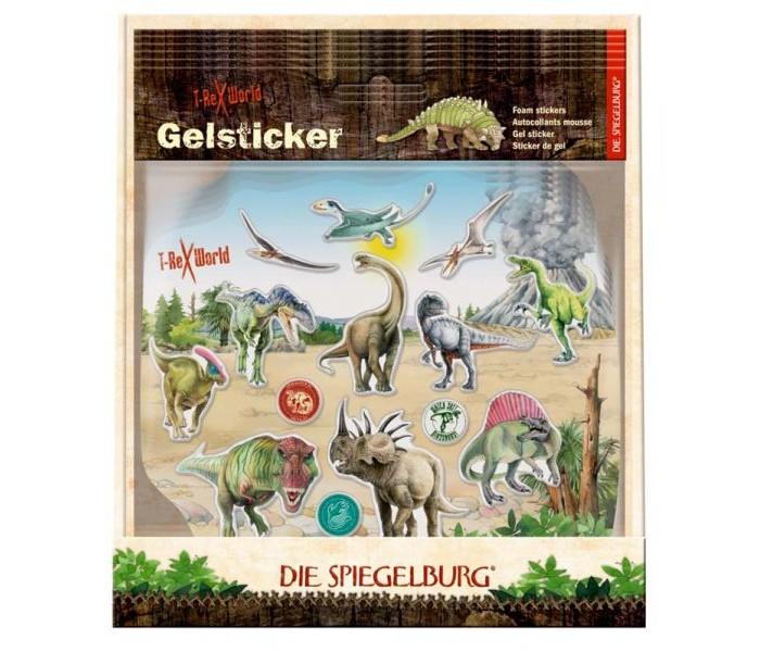 Spiegelburg Наклейки T-Rex World 11295