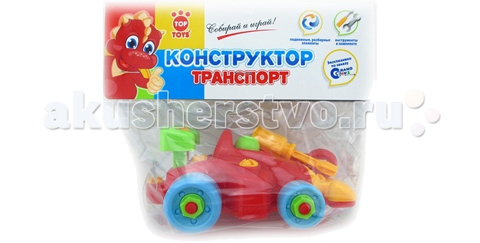 Top Toys GT3214 Машина