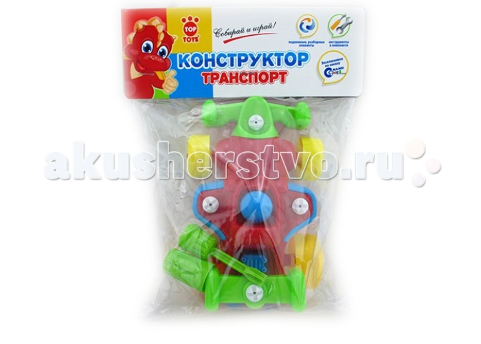 Top Toys GT3215 Машина