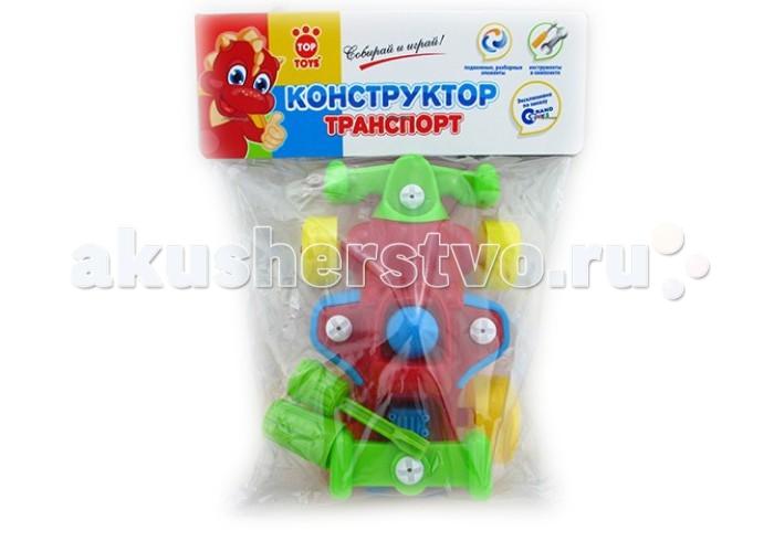 Top Toys GT3215 МашинаGT3215 МашинаКрасочный конструктор поможет малышу собрать свою первую машинку.  В наборе: подвижные разборные элементы, инструменты.  Материал: пластмасса.<br>