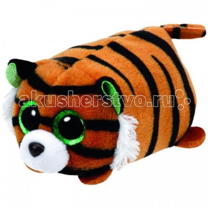 Мягкая игрушка TY Teeny Tys Тигренок Tiggy 11 смTeeny Tys Тигренок Tiggy 11 смМягкая игрушка TY Teeny Tys Тигренок Tiggy 11 см - это замечательное игрушечное животное, на котором можно полежать, ведь диаметр его тела довольно симметричен, с ровной спинкой.   У тигренка зеленые глаза и внутренние части ушек. Основной цвет материала полностью соответствует настоящей окраске хищного зверька.<br>