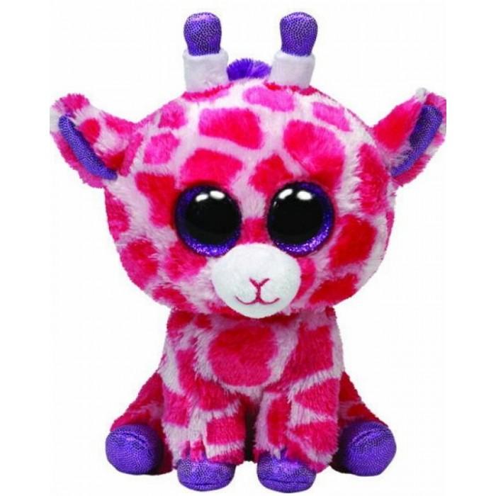 Мягкая игрушка TY Beanie Boo's Жираф Twigs 25 см