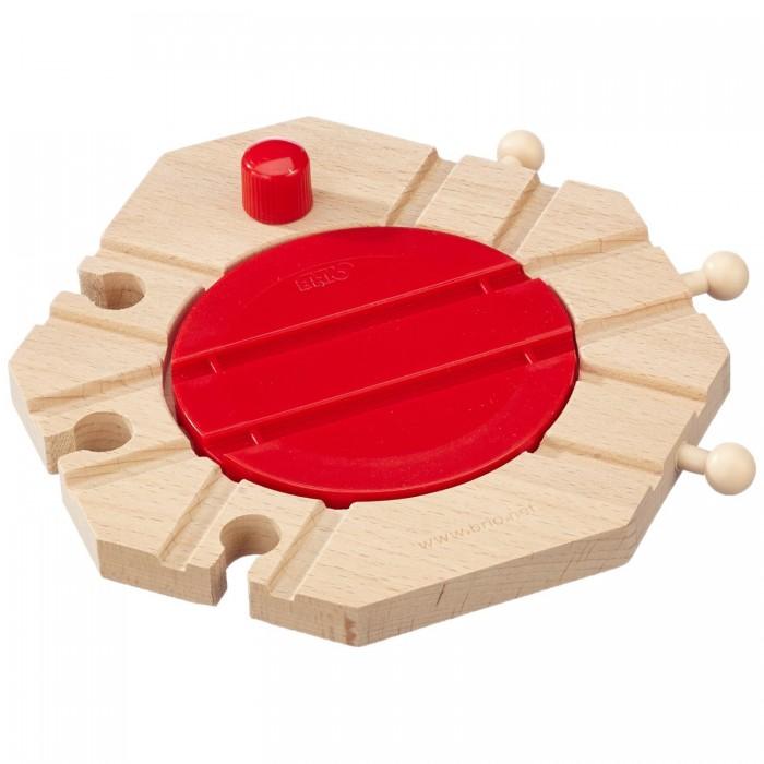 Brio Механический перекресток для деревянной железной дорогиМеханический перекресток для деревянной железной дорогиДанный перекресток может соединить целых 6 железных дорог. С помощью специального переключателя ребенок сможет соединять только 2 пути, при этом 4 оставшиеся будут временно не дееспособными. Переключая механический перекресток, ребенок познакомится с основами логистики. Данная игрушка, выполненная из дерева будет отлично сочетаться с ж/д от компании Brio.  Основные характеристики:   Размеры: 16 х 16 х 3 см<br>
