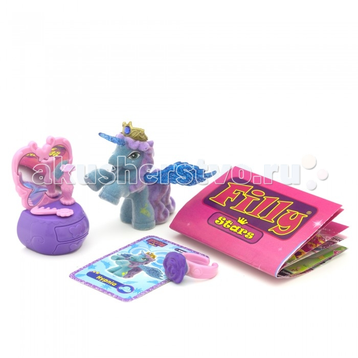 Filly Игровой набор Звезды Лошадка Hypnia с аксессуарами