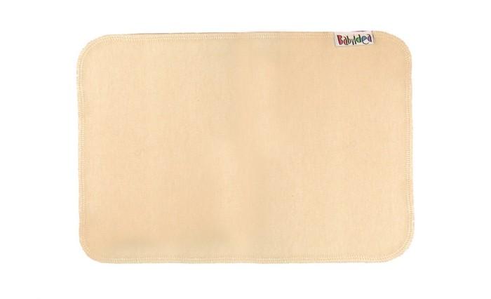 Babyidea Вкладыш для пеленания Cream Line Care Liner 26х17 2 шт.