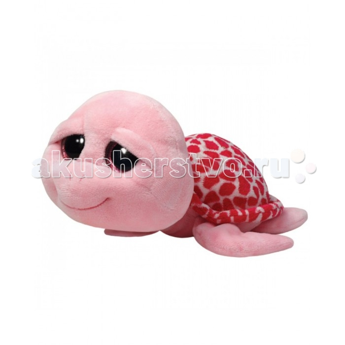 Мягкая игрушка TY Beanie Boos Черепаха Shellby 40,64 смBeanie Boos Черепаха Shellby 40,64 смTY Beanie Boos Черепаха Shellby 40,64 см 36810  Черепаха Beanie Boos Shellby обязательно понравится вашему ребенку. По цвету она больше подходит девочкам. Черепашка имеет милую мордочку и яркую расцветку, которая, несомненно, поднимет ребенку настроение. Игрушка изготовлена из гипоаллергенных материалов высокого качества и абсолютно безопасна для здоровья.   Размер игрушки: 40,64 см<br>