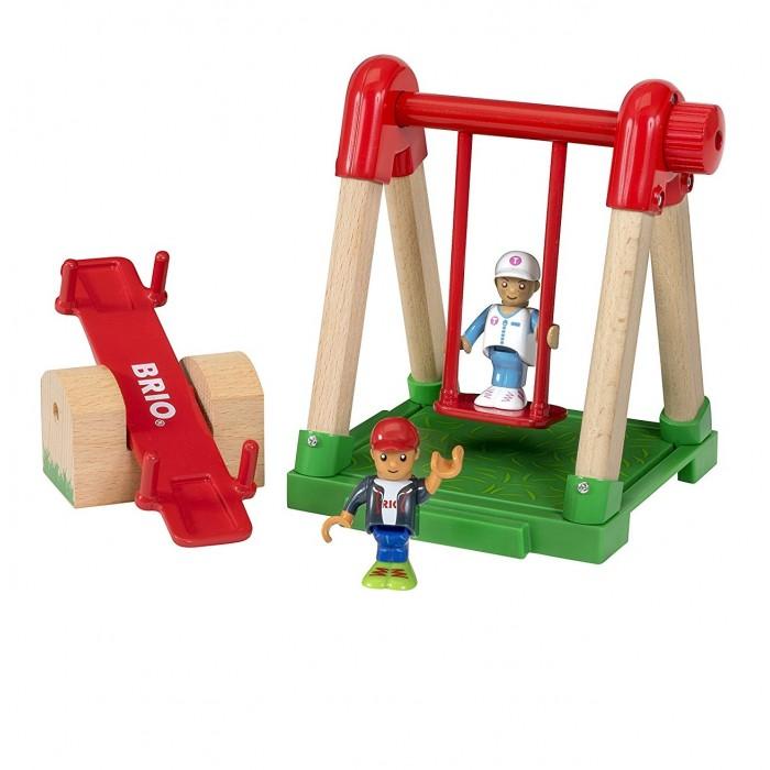 Brio Игровой набор Детская площадка 4 предмета