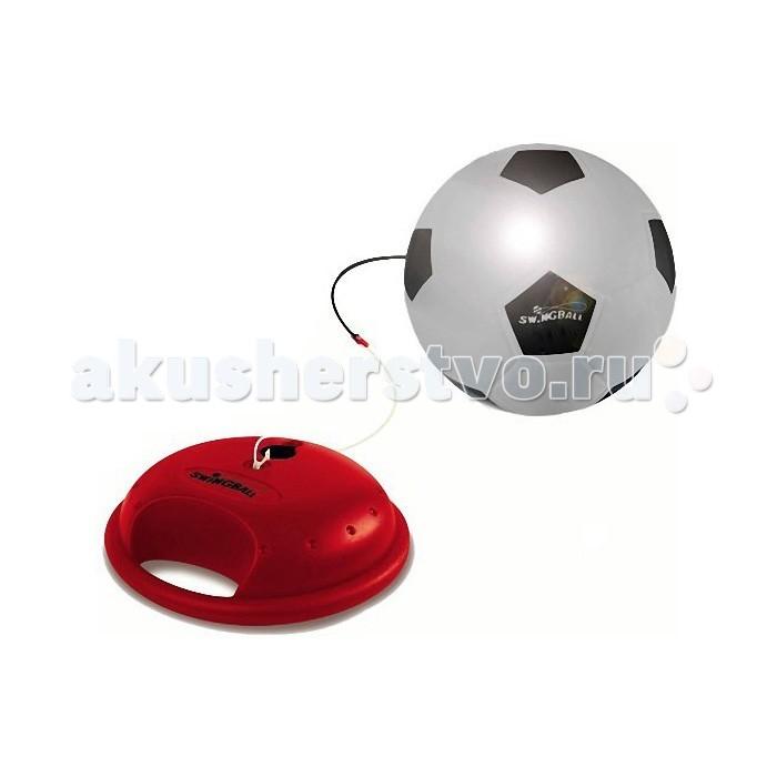 Mookie Набор для футбола Reflex SoccerНабор для футбола Reflex SoccerНабор для футбола Reflex Soccer состоит из пластиковой подставки и мяча. Комплект предназначен для начинающих футболистов, которым нужно научиться правильной постановке голени во время удара по мячу. Мяч, привязанный к базе, не улетит далеко даже если по нему ударить со всей силой. Подставку необходимо наполнить песком или водой для того, чтобы придать ей устойчивости.   Внимание! Цветовое исполнение элементов набора варьируется и может отличаться от представленного на фото.  В комплекте:  Подставка; Мяч.  Основные характеристики:   Размер упаковки: 28 х 28 х 7 см<br>