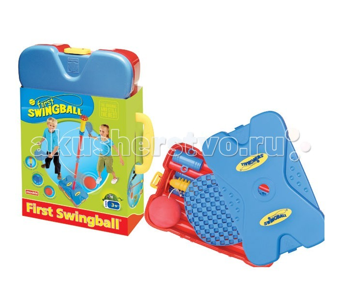 Mookie Набор для тенниса First Swingball