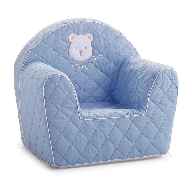 Мягкое кресло для ребенка