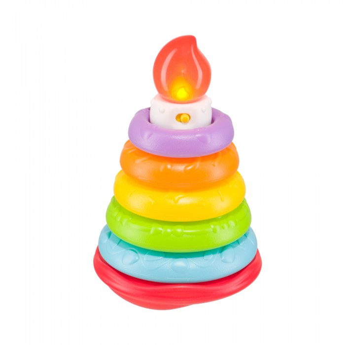 Развивающая игрушка Happy Baby Пирамидка Happy Cake