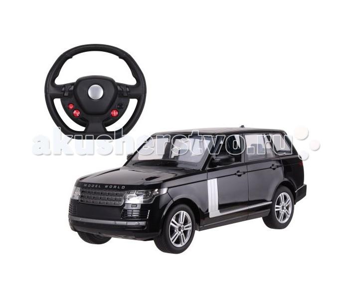 Пламенный мотор Машина на р/у на аккумуляторе (4 канала, свет) 1:16Машина на р/у на аккумуляторе (4 канала, свет) 1:16Отличная радиоуправляемая машинка от бренда Пламенный Мотор порадует любого мальчика. Она сделана в виде внедорожника, в масштабе 1:16. У модельки открываются дверцы, а также двигаются колеса в разные стороны. Машинка может ехать в любую из 4 сторон. У машины сенсорное управление. Повороты совершаются очень плавно благодаря удобному пульту управления, который выполнен в виде руля. Нужно лишь повернуть или наклонить руль в любую сторону. Машинка может разгоняться до 10 км/ч. При езде у модели загораются фары. Корпус машинки сделан из пластика, с элементами металла. Играя с радиоуправляемой машиной, у ребенка развивается хорошая координация движения.  В комплекте:    Машина; Пульт управления; Аккумуляторные батареи.  Основные характеристики:   Размер упаковки: 45 x 32 x 15 см Масштаб: 1:16 Скорость машины: 10 км/ч.<br>