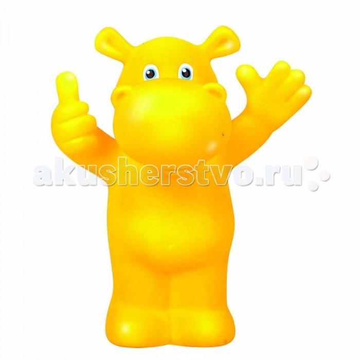 Затейники Игрушка для ванной БегемотИгрушка для ванной БегемотЗатейники Игрушка для ванной Бегемот окрашен безопасными для ребенка красителями в желтый цвет. Игрушку можно брать с собой в ванную и играть ей во время купания. Также игрушку легко мыть: она не боится воды, и у нее нет каких-либо выступающих или труднодоступных элементов.<br>