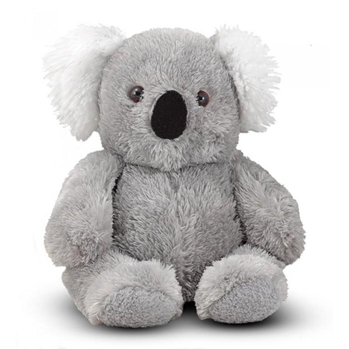 Мягкая игрушка Melissa &amp; Doug КоалаКоалаМягкая игрушка Коала Melissa & Doug!  Нежная на ощупь очаровательная коала будет незаменимым другом в путешествии, а вечером малыш будет засыпать с ним рядом.<br>