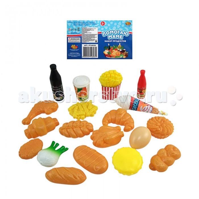 ABtoys Помогаю Маме Набор продуктов 20 предметов