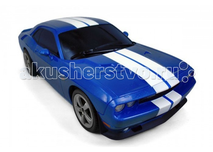Auldey Машина на батарейках радиуоправляемая Dodge Challenger LC258880-6Машина на батарейках радиуоправляемая Dodge Challenger LC258880-6Dodge Challenger 1:16. Вы удивите малыша атмосферой настоящих гонок на лучших  в мире спортивных автомобилях.  Машинка, разработанная фирмой AULDEY - это уменьшенная копия Dodge Challenger в 16 раз. Ваш ребенок представит себя пилотом завораживающих автогонок.   Данная модель машинки производится по лицензии владельца автомобильного бренда Dodge. Радиоуправляемый автомобиль Dodge доставит вашему начинающему гонщику массу положительных впечатлений и море улыбок.  Сцепление машинки с трассой не может не вызывать восторга, Dodge прекрасно управляется на любых типах поверхности. Также машинка способна ездить в любом направлении и набирать скорость до 11 км/ч в турбо режиме.  У начинающего гонщика не возникнет проблем с освоением  управления этой модели, а пульт весьма прост и понятен в использовании. Пульт от  Dodge собирается из надежного ударостойкого АBS пластика и готов выдерживать частые падения и удары.  Управление машинкой производится при помощи специального пульта, работающего от двух батареек типа АА. Пульт управления Dodge Challenger 1:16 весьма легок в изучении и способен пережить многочисленные падения и удары.<br>