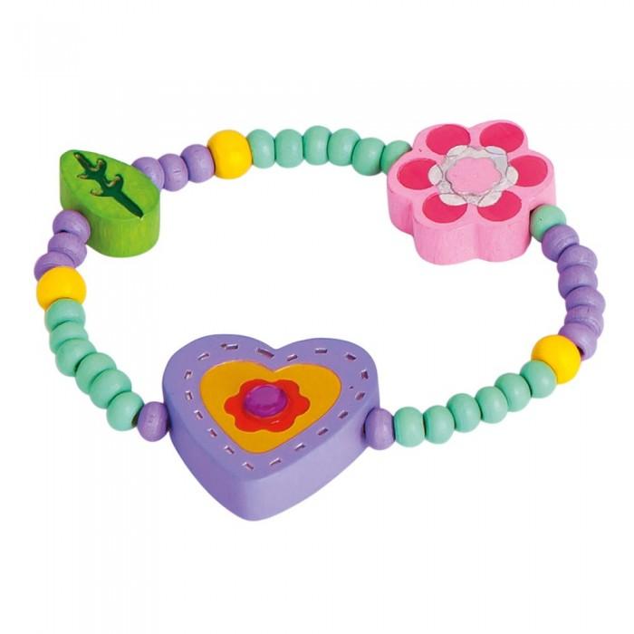 Spiegelburg Браслет Фиолетовое сердце 9989043