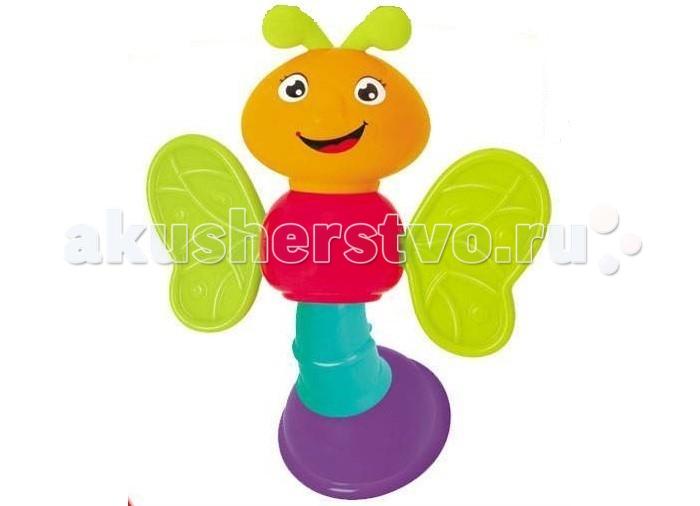 Погремушка Huile Toys Бабочка
